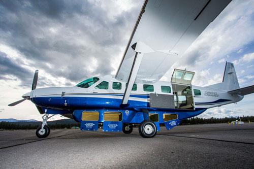 Cessna Caravan Vorfeld