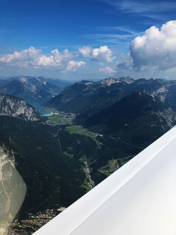 COPA Salzburg Bergfliegen