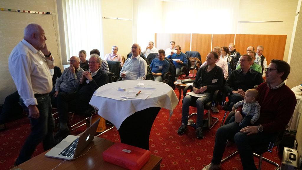 CPPP Aschaffenburg Teilnehmer