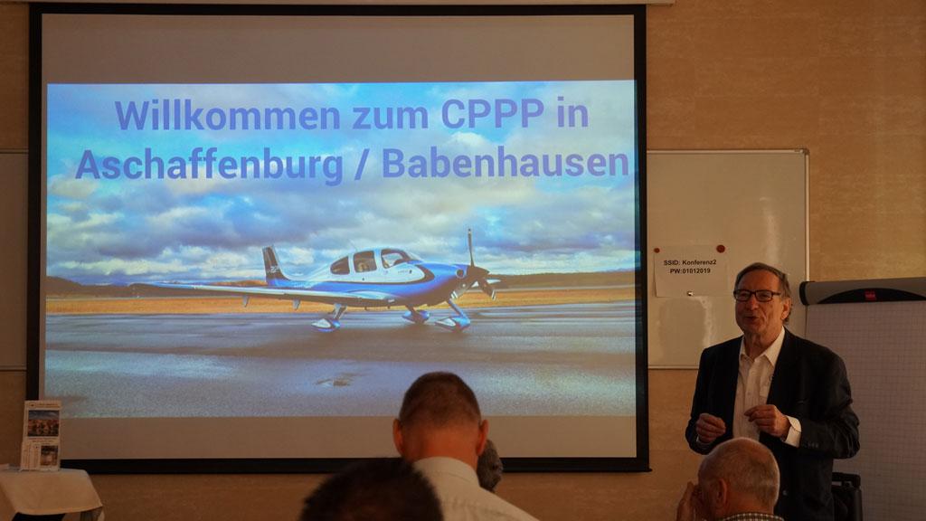 CPPP Aschaffenburg Willkommen