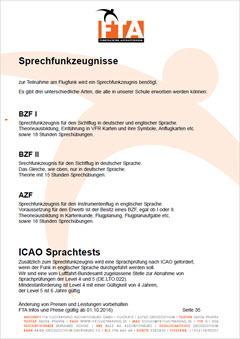 Sprechfunk Sprachtest PDF